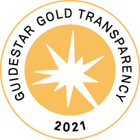 2021 Guidestar Seal of Transparency Logo
